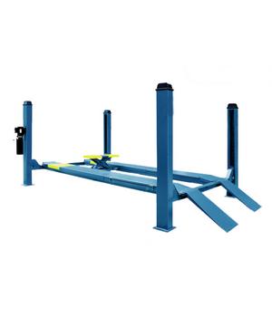 Подъемник четырехстоечный TEMP TFA5500-3D (5,5 тонн)