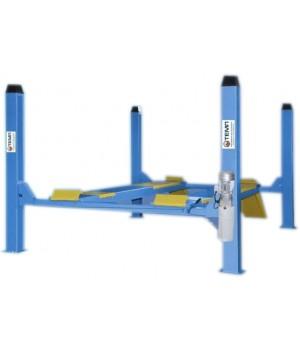 Подъемник четырехстоечный TFL-5000-3D (5,5 тонн)