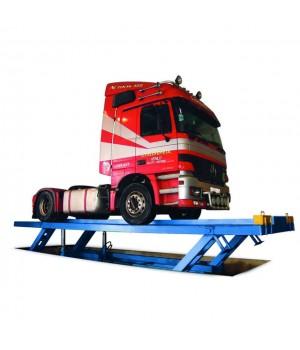 Ножничный платформенный подъемник для грузовых авто ЧЗАО 24Г272М (24т.)