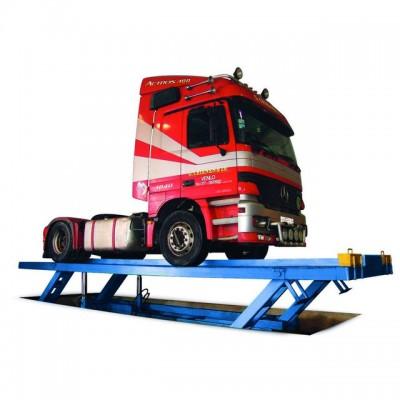 Подъемник ножничный платформенный для грузовых авто ЧЗАО 24Г272М (24 тонны)