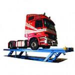 Подъемники для грузовых автомобилей в автосервис и СТО
