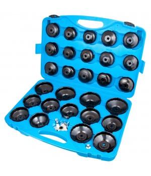 Набор съемников маслянных фильтров (30 предметов)