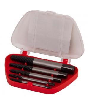 Набор экстракторов (5 предметов 3-18 мм)