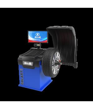 Балансировочный станок Sivik Galaxy Plus (СБМП-60/3D Л)