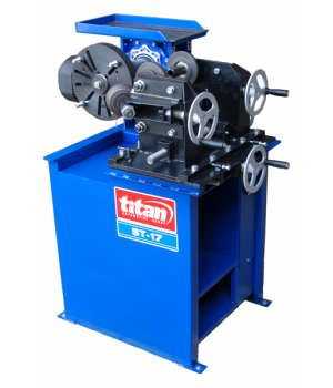Cтанок TITAN ST17M для прокатки штампованных дисков