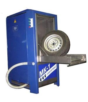 Автоматическая мойка колес МК-1