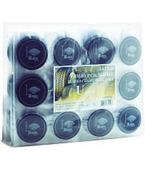 Универсальные латки для бескамерных шин Umin 40 мм (200 шт.)