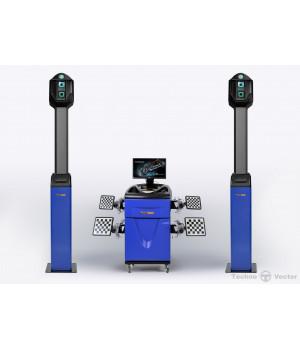 Грузовые 3D стенды для сход-развала Техно Вектор 7 Truck V 7204 HT S