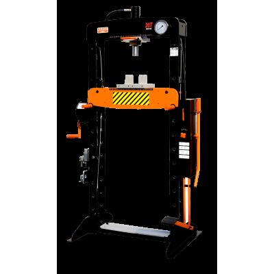 Пресс напольный гидравлический BAHCO BH720 (20 тонн)