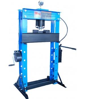 Пресс напольный гидравлический BRANN BRP-50 (50 тонн)