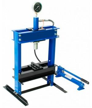 Пресс гидравлический ТЕМП T61210 (10 тонн)