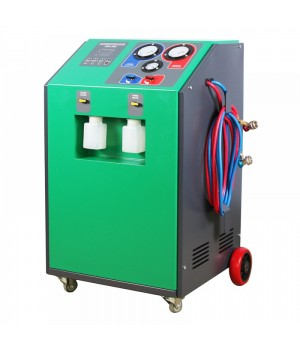 Полуавтоматическая установка ODA-350 для заправки автомобильных кондиционеров